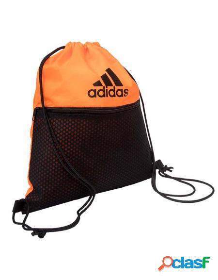 Gym sack adidas protour 2.0 naranja - paleteros adidas