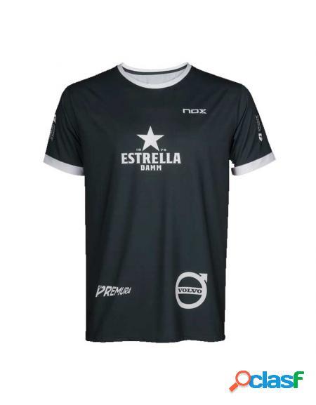 Camiseta sponsor miguel lamperti meta 10 2020 - ropa de padel nox