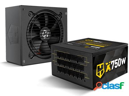 Fuente gaming nox hummer x 750w 80 + gold