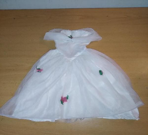 Antiguo vestido conjunto traje de noche muñeca nancy