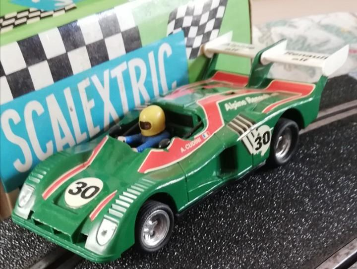 Alpine renault 2000 de exin con caja original