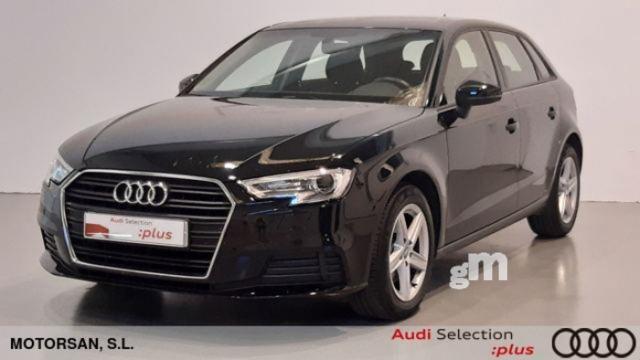 Audi a3 sportback 1.6 tdi diésel negro