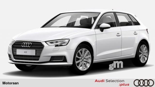 Audi a3 sportback 30 tdi diésel blanco