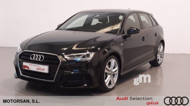 Audi a3 sportback 30 tdi diésel negro