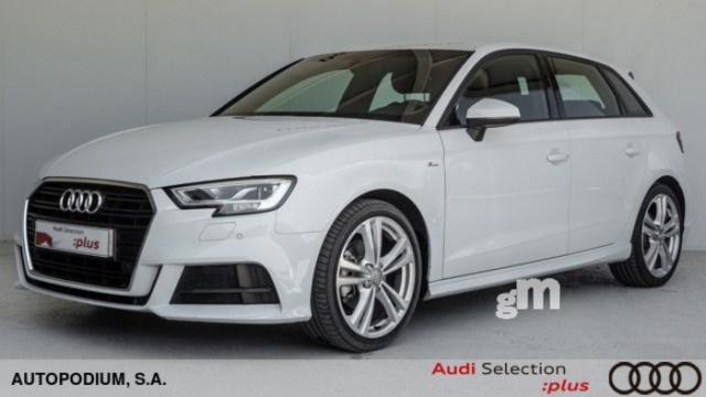 Audi a3 sportback 30 tfsi gasolina blanco