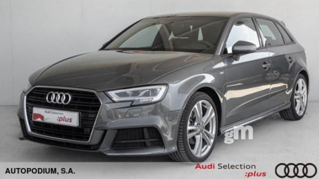 Audi a3 sportback 30 tfsi gasolina gris