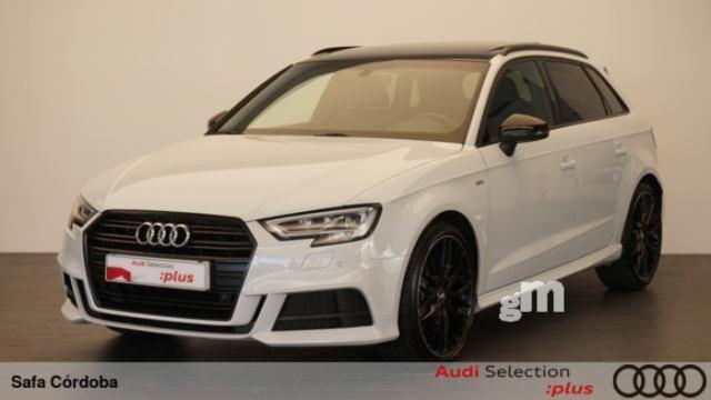 Audi a3 sportback 35 tdi diésel blanco