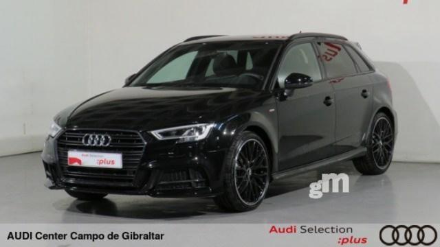 Audi a3 sportback 35 tdi diésel negro