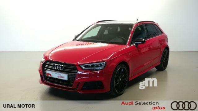 Audi a3 sportback 35 tdi diésel rojo