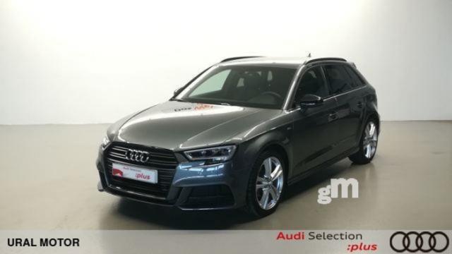 Audi a3 sportback 35 tfsi gasolina gris