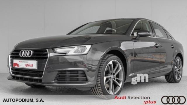 Audi a4 2.0 tdi diésel gris