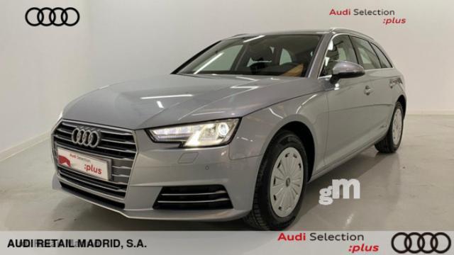 Audi a4 avant 1.4 tfsi gasolina gris plata