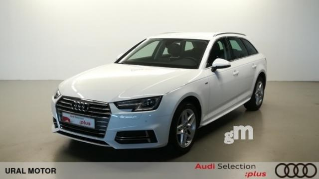Audi A4 Avant 2.0 TDI Diésel Blanco
