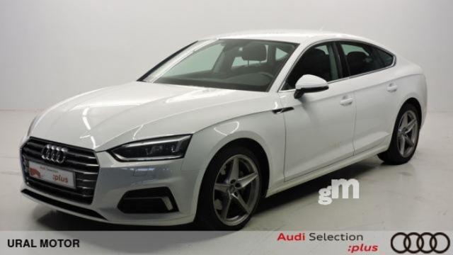 Audi a5 sportback 2.0 tdi diésel blanco