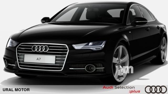 Audi a7 sportback 3.0 tfsi gasolina negro