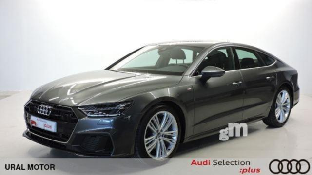 Audi a7 sportback 50 tdi diésel gris