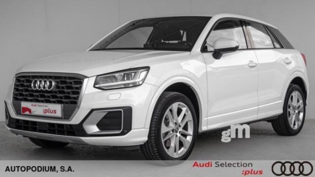 Audi q2 1.4 tfsi gasolina blanco