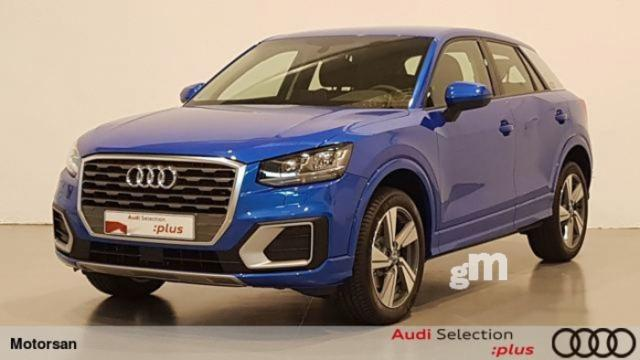 Audi q2 30 tdi diésel azul