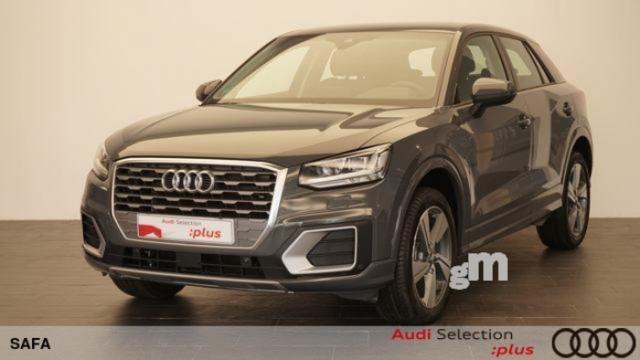 Audi q2 30 tdi diésel gris