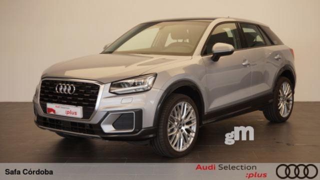 Audi q2 30 tdi diésel gris plata