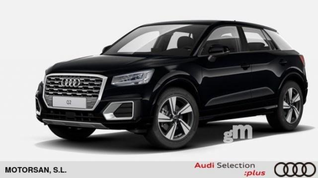 Audi q2 30 tdi diésel negro