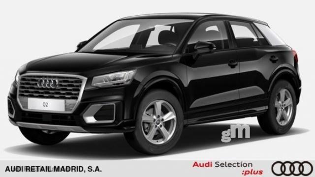 Audi q2 35 tfsi gasolina negro