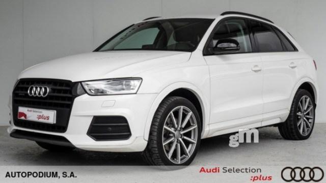 Audi q3 2.0 tdi diésel blanco