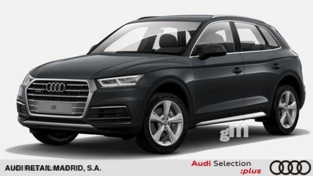 Audi q5 2.0 tdi diésel gris