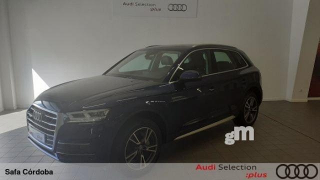 Audi q5 35 tdi diésel azul