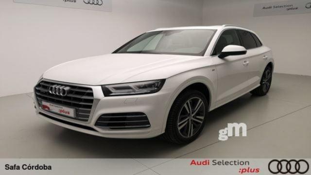 Audi q5 40 tdi diésel blanco
