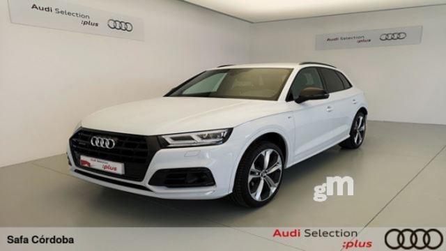 Audi q5 40 tdi diésel negro
