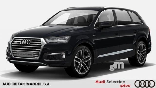 Audi q7 3.0 tdi e-tron híbrido electro/diesel negro
