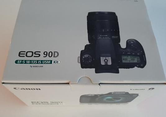 Canon eos 90d ef-s 18-135mm