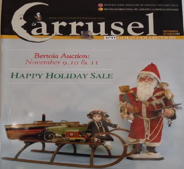 Carrusel-11 revista juguetes. año 2007