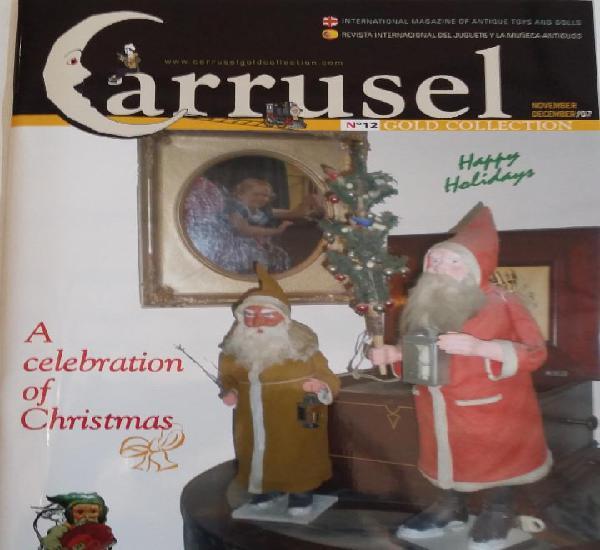 Carrusel-12 revista juguetes. año 2007