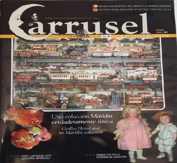 Carrusel-9 revista juguetes. año 2007