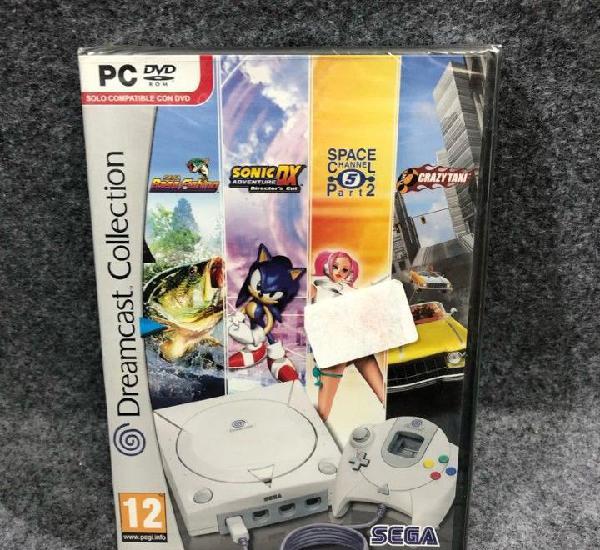 Dreamcast collection nuevo precintado pc