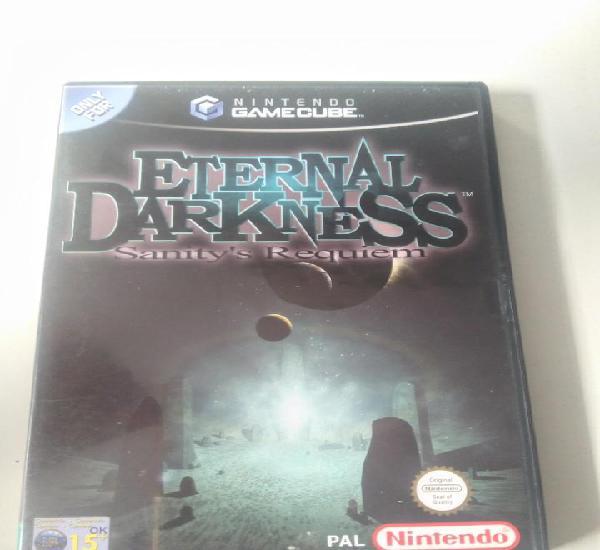 Eternal darkness gamecube entre mire mis otros juegos