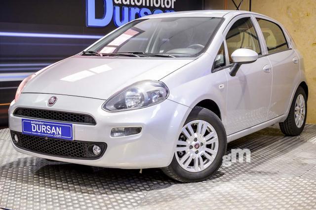 Fiat punto  1.2 8v 51kw (69cv) gasolina s&s