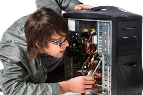 Informatico arregla ordenadores