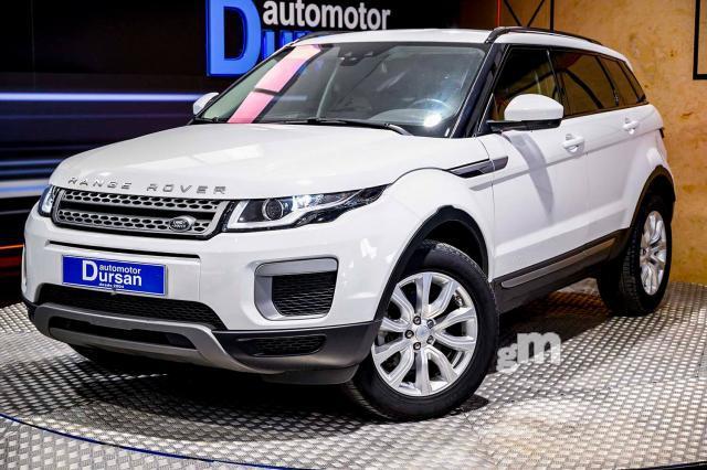 Land rover range rover evoque  2.0l td4 diesel 110kw