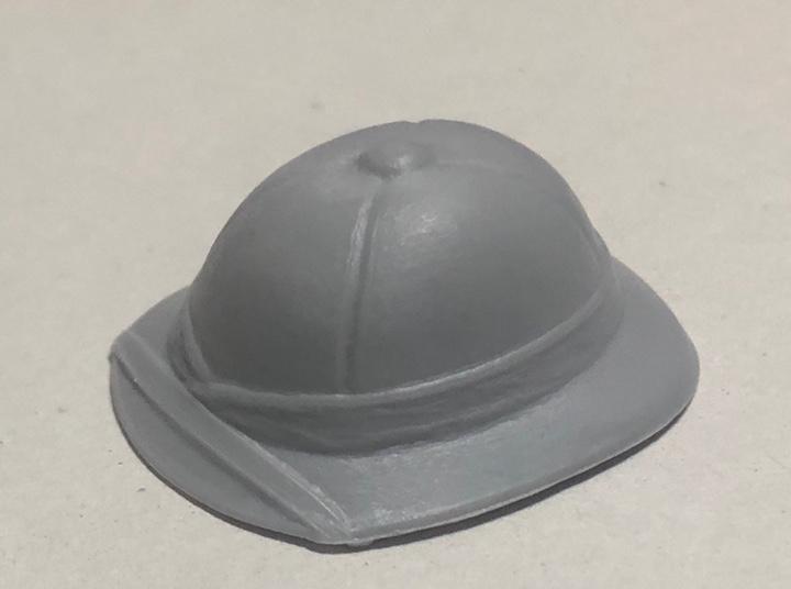 Madelman. salacof 2ª generación color gris. reinyectado