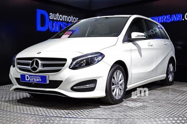 Mercedes-benz b 180  clase b cdi sport