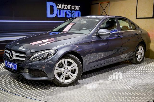 Mercedes-benz c 180  clase c