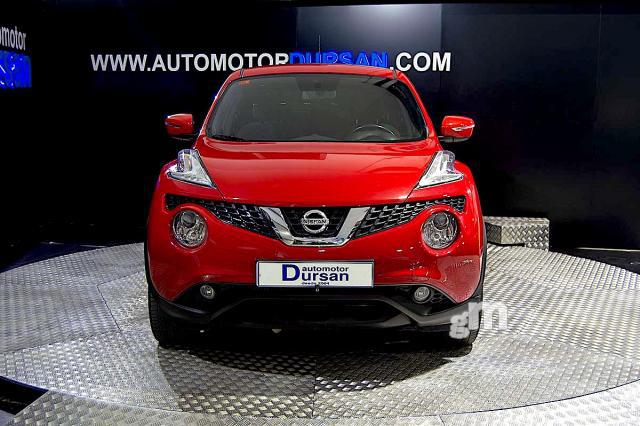 Nissan juke  1.5 dci n-tec 4x2