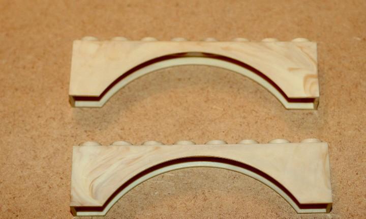 Oferta: 2 arcos de 8 puntos, exin lines bros, elb, exin