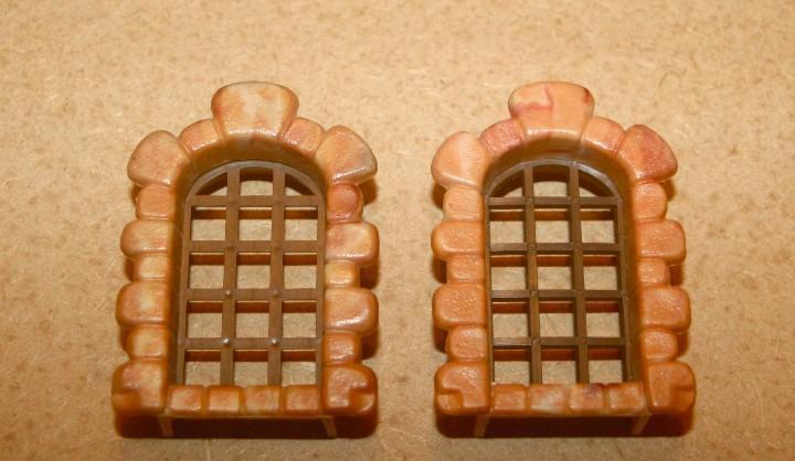 Oferta: 2 puertas pequeñas tonos ocres, exin lines bros,