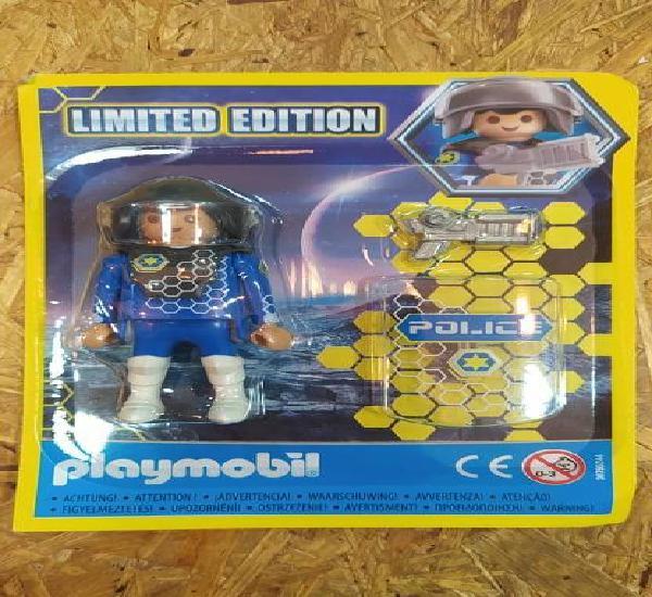 Policia espacial playmobil