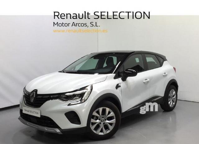 Renault captur tce intens 74kw
