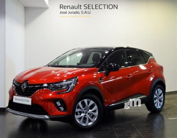 Renault captur tce zen edc 96kw